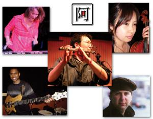 Hiro Honshuku and the A-NO-NE Ensemble