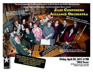 JCA Orchestra at YMCA 4/29