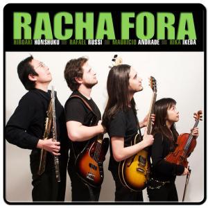 Racha Fora at Acton Jazz Cafe 5/5/2012