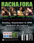 Racha Fora at DROM, NYC, Sun September 7