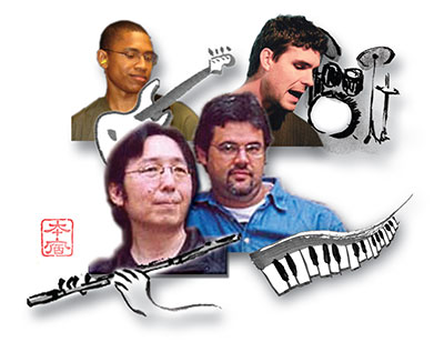 Acton Jazz Cafe 8/3/2007