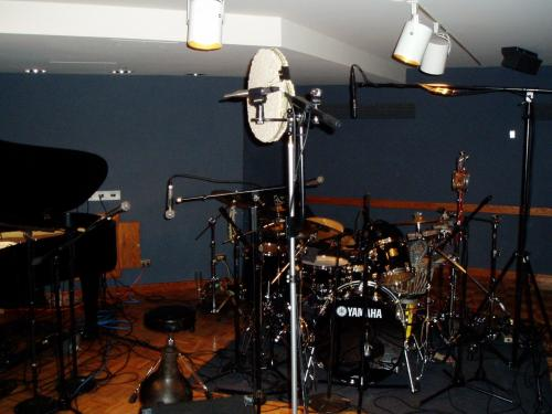 Mino Cinelu Drum Kit
