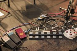 Old Analog Rack Pedals