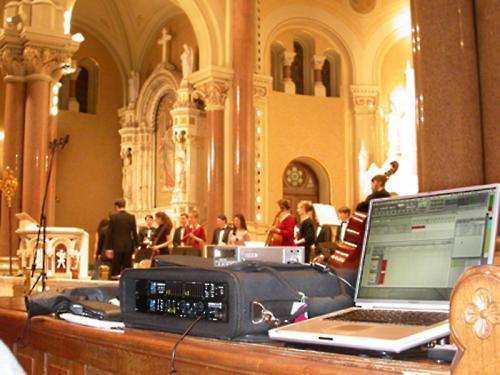 Vox Choir Live Recording
