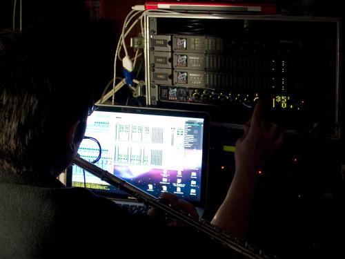 ULN-8 in my Studio